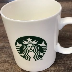 Starbucks coffee mug 2014